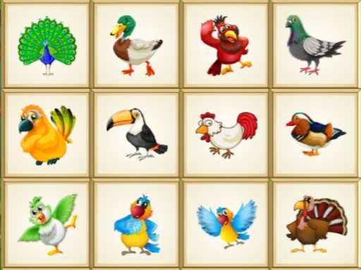 Thumbnail for Birds Board Puzzles