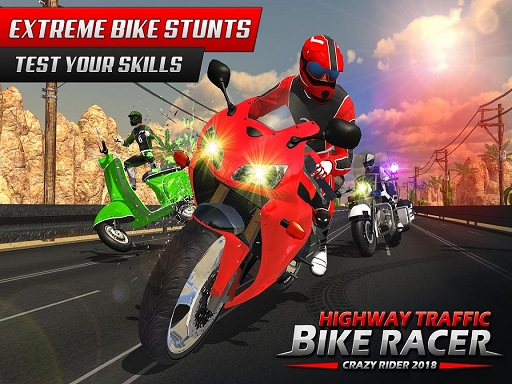 Highway Rider Bike Racing: Crazy Bike Traffic Race thumbnail