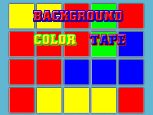 Thumbnail of Background Color Tape