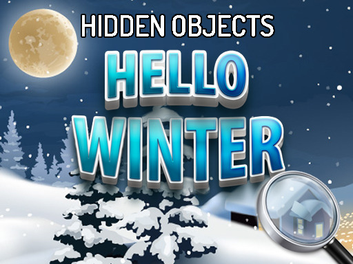 Thumbnail of Hidden Objects Hello Winter