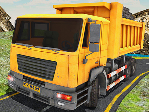 Cargo Truck Driver Racing Game thumbnail