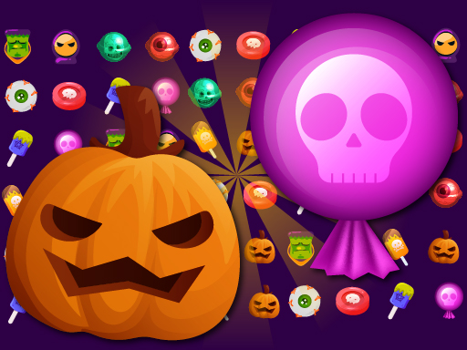 Thumbnail of Sweet Candy Halloween