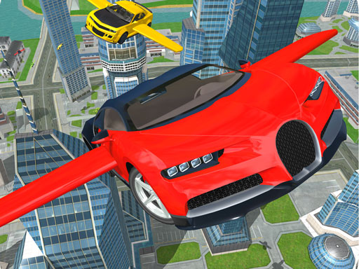 Flying Car Driving Simulator thumbnail