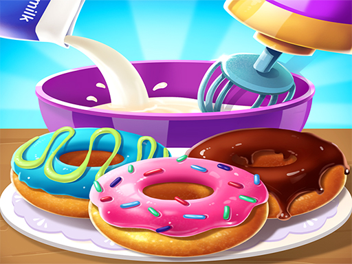Sweet Donut Maker Bakery thumbnail