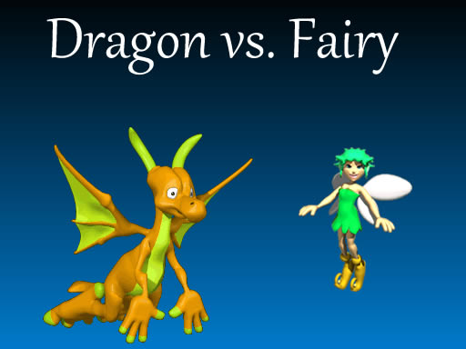 Dragon vs. Fairy thumbnail
