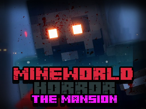 MineWorld Horror The Mansion thumbnail