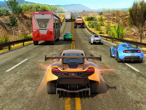 Real Car Traffic Racer thumbnail