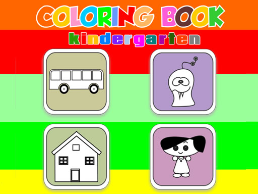 Coloring Book Kindergarten thumbnail