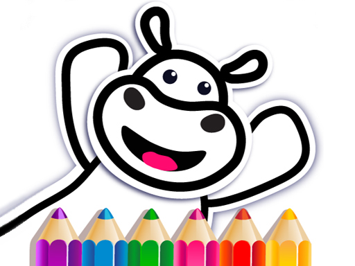 Toddler Coloring Game thumbnail