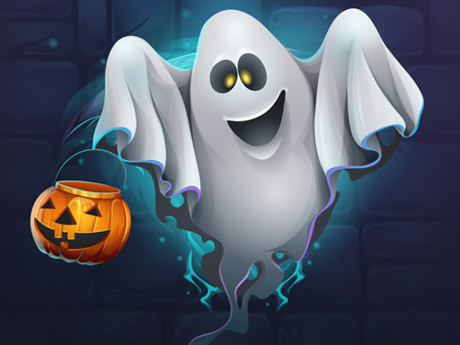 Spooky Ghosts Jigsaw thumbnail
