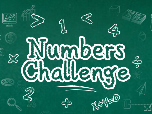 Numbers Challenge thumbnail