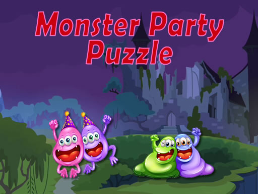 Monster Party Puzzle thumbnail