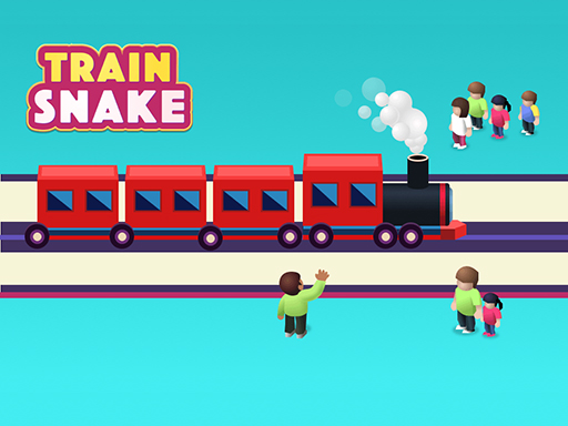 Thumbnail of Train Snake