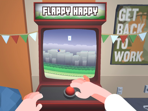 Thumbnail for Flappy Happy Arcade