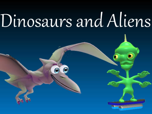 Dinosaurs and Aliens thumbnail