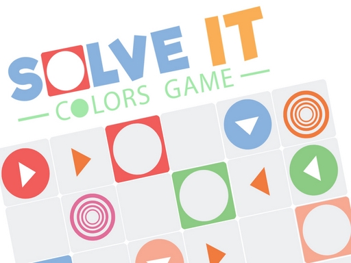 Solve it Colors Game thumbnail