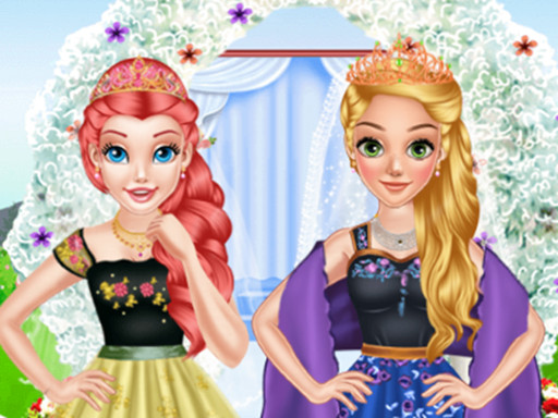 Thumbnail for Princess Wedding Style And Royal Style