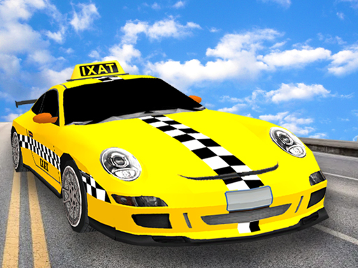 City Taxi Simulator 3d thumbnail