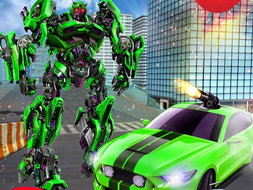 Grand Robot Car Transform 3D Game thumbnail