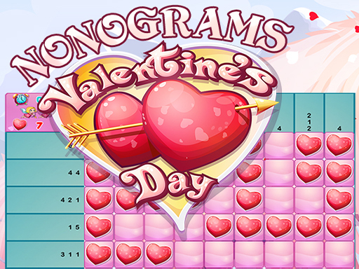 Nonograms Valentines Day thumbnail