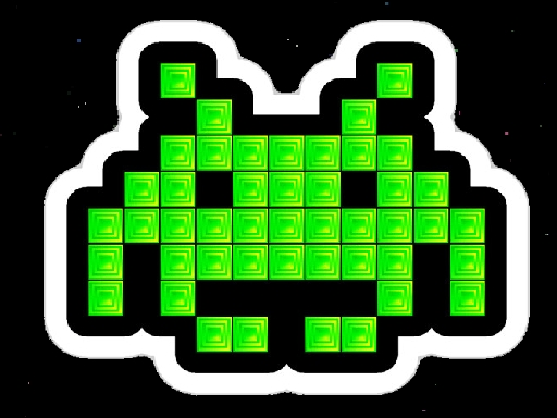 Space Invaders Remake thumbnail