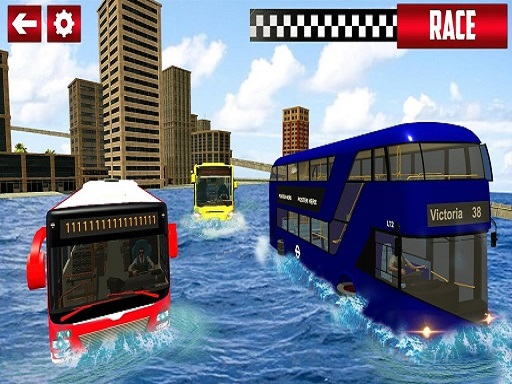 River Coach Bus Driving Simulator Games 2020 thumbnail