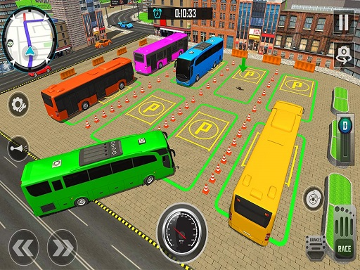 Bus City Parking Simulator thumbnail