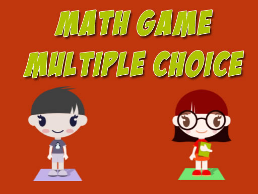Thumbnail of Math Game Multiple Choice