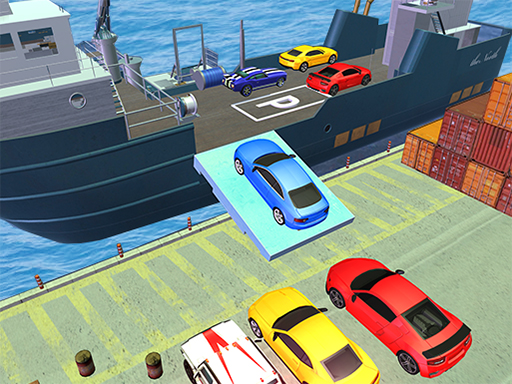 Car Transporter Ship Simulator thumbnail