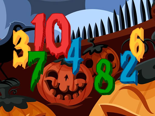 Halloween Hidden Numbers thumbnail