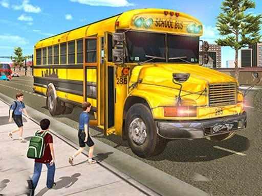 City School Bus Driving thumbnail