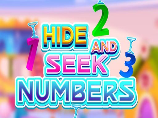 Hide and Seek Numbers thumbnail