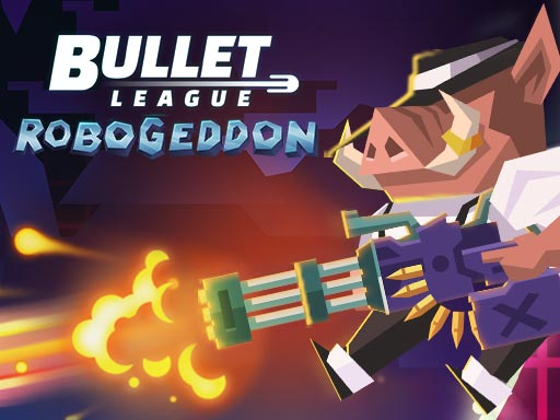Bullet League Robogeddon thumbnail