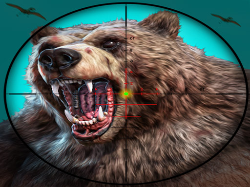 Wild Bear Hunting Game thumbnail