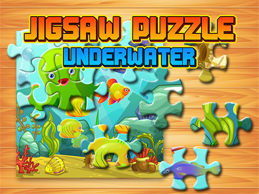 Underwater Jigsaw Puzzle Game thumbnail