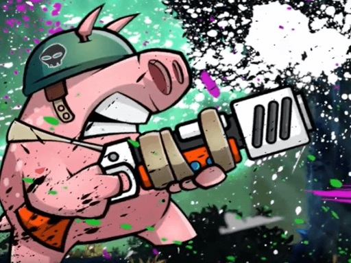 Piggy soldier super adventure thumbnail