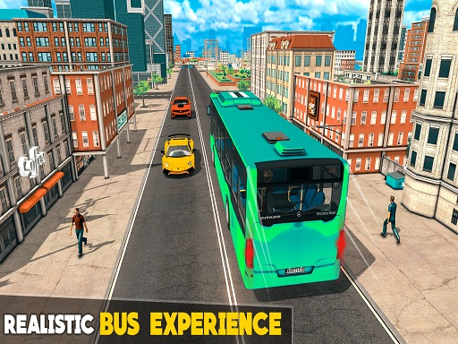 Passenger Bus Simulator City Game  thumbnail