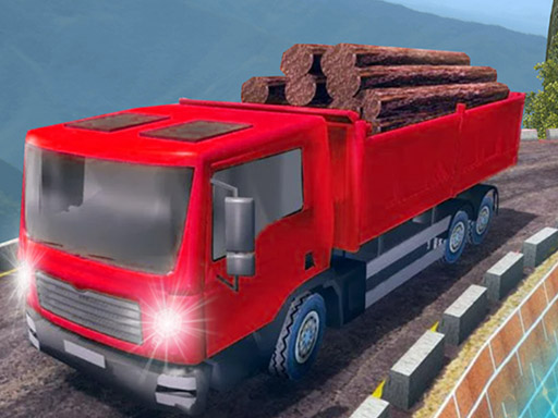 Truck Driver Cargo Game thumbnail