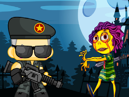 Thumbnail for Zombie Shooter 2D
