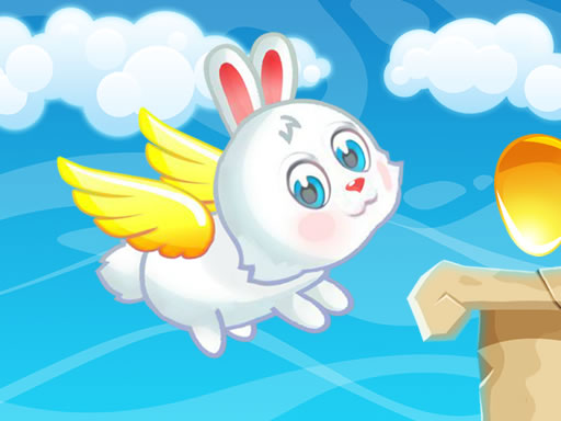 Flying Easter Bunny thumbnail