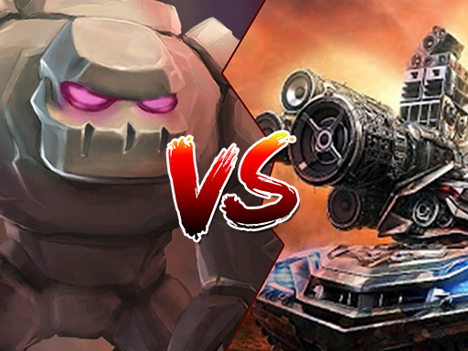 Thumbnail for Tank VS Golems