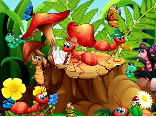 Hidden Objects Insects thumbnail