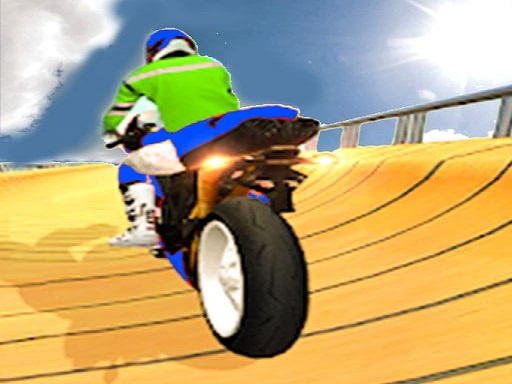Thumbnail for Bike Stunt Master Game 3D