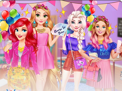 Princesses Dorm Fun thumbnail