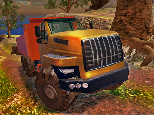 Thumbnail of OffRoad Truck Simulator Hill Climb