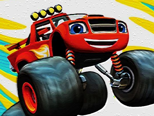 Monster Trucks Hidden Wheels thumbnail