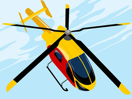 Dangerous Helicopter Jigsaw thumbnail