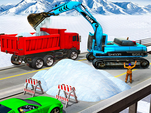 Road Builder Highway Construction Game thumbnail