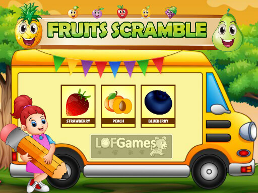 Fruits Scramble thumbnail