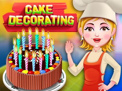 Cake Decorating thumbnail